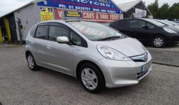 Honda Fit Hybrid 5DR Auto top spec ready to go 2014 full