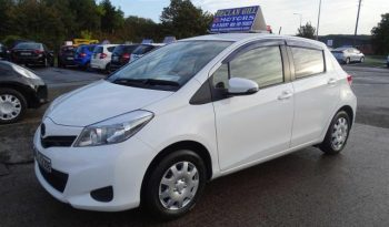Toyota Yaris Finance Available 1.0 Auto bran new Nct+Tax serviced valeted ready to go 2014 full
