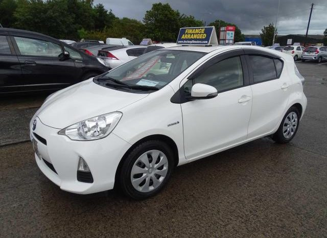 Toyota Prius 2014 TOYOTA PRIUS HATCHBACK 1.5 SELF CHARGING HYBRID BRAND NEW NCT 08/2021 LOW ROAD TAX 170 PER YEAR IMMACULATE CONDITION FINANCE AVAILABLE 2014 full