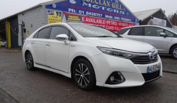 Toyota Camry Hybrid new model 170 road tax 2.4 Amazing on fuel 4DR Auto 2014 full