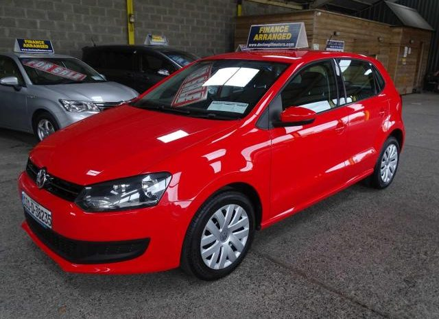 Volkswagen Polo 1.2 TSi 5DR low milage top spec 2 keys ready to go 2013 full